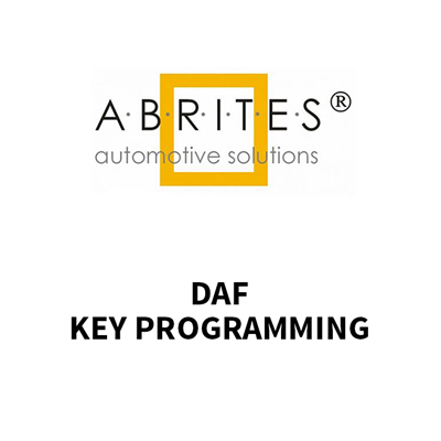Picture of DF002 AVDI Key Programming for DAF