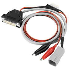 Picture of CB007 AVDI Cable for Bombardier Diagnostic Connector