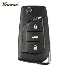 Picture of Xhorse Universal Wireless Remote - Toyota Style (With Transponder)