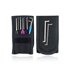 Picture of Peterson Eagles Nest Government Steel lock pick set