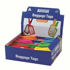 Picture of Kevron Baggage Tags - Counter Display Box