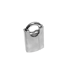 Picture of WKS 47mm Closed Shackle Re-Keyable Padlock – Body Only