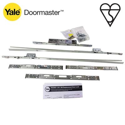 Picture of British Standard (BS) PAS3621 Yale Doormaster Multi-Point Replacement Lock