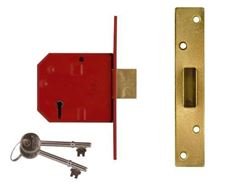 Picture of Union 2101 - 5 Lever Deadlocks - Blister