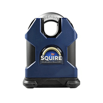 Picture of Squire Stronghold EM 50mm Close Shackle Euro Padlock - Body Only