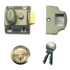 Picture of Yale 706 Traditional Nightlatch - Boxed