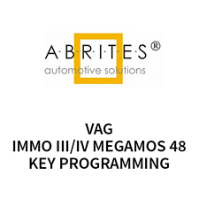 Picture of VN006 AVDI Immo III/IV Megamos 48 Key Programming