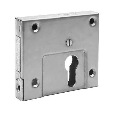 Picture of Gate Lock No.49 - Rim Lockcase Euro Profile 60mm Backset