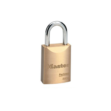 Picture of 40mm Master Wide ProSeries® 6830 Solid Brass Rekeyable Pin Tumbler Padlock