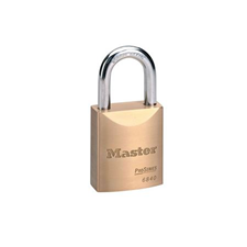 Picture of 44mm Master Wide 6840 ProSeries® Solid Brass Rekeyable Pin Tumbler Padlock