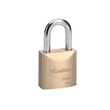 Picture of 48mm Master Wide 6850 ProSeries® Solid Brass Rekeyable Pin Tumbler Padlock
