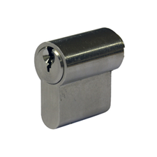 Picture of Half Body 70mm Euro Double Cylinder for Re-keyable Padlocks