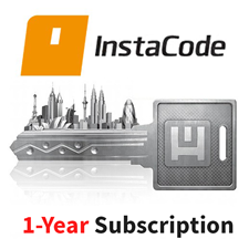 Picture of InstaCode Key Code Software