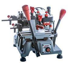 Picture of Silca LANCER PLUS Manual Mortice Key Cutting Machine