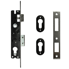 Picture of WKS Euro Profile Sash Lockcase - Narrow Style