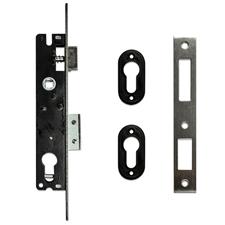 Picture of WKS Euro Profile Sash Lockcase - Narrow Style
