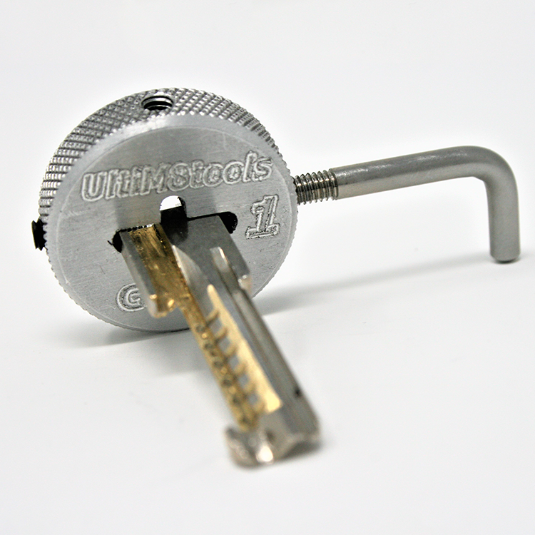 Ultim8 Iseo Lock Pick Keyprint Security Ltd