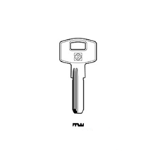 Picture of Silca GAT1R Dimple Key Blank To Suit Gatemate Cylinders