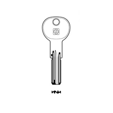 Picture of Silca IE26 Iseo Dimple Cylinder Key Blank