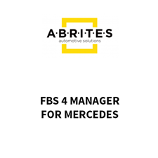 Picture of MN027 AVDI FBS 4 Manager for Mercedes