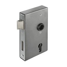 Picture of Gate Lock No.140U - Sash Lockcase Euro Profile 60mm Backset
