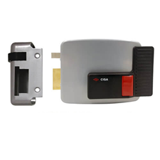 Picture of  Cisa Electric Rim Lock (Left Hand)