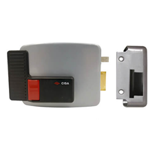 Picture of Cisa Electric Rim Lock (Right Hand)