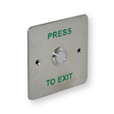 Picture of Stainless Steel Exit Button - Flush