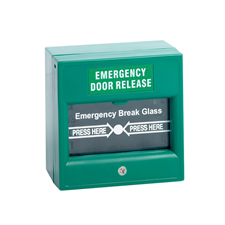 Picture of Emergency Break Glass Unit - Green