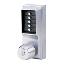 Picture of Kaba Simplex 1000 Digital Lock - Heavy Duty - Key Override Version
