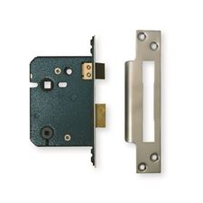 Picture of 76mm Bathroom Lock With 57mm Backset