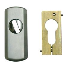 Picture of DISEC Easy Fit Euro Profile Steel Guard Escutcheon