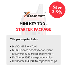 Picture of Xhorse VVDI Mini Key Tool - Starter Package