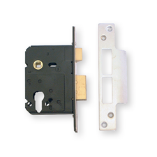 Picture of WKS Euro Profile Sash Lockcases - Stainless Steel
