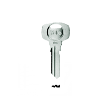 Picture of Genuine Yale 1109 Y42A Patented 5-Pin Key Blank