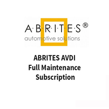 Picture of ABRITES AVDI Full Maintenance Subscription