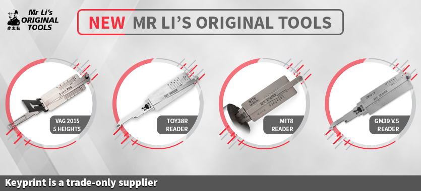 New Mr Li's Tools
