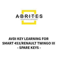 Picture of RR015 - AVDI Key Learning For SMART 453/Renault Twingo III - Spare Keys