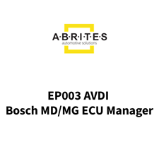 Picture of EP003 AVDI Bosch MD/MG ECU Manager