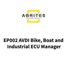 Picture of EP002 AVDI Bike, Boat and Industrial ECU Manager