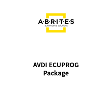 Picture of Abrites AVDI ECUPROG Package