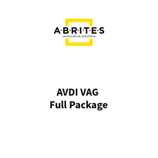 Picture of Abrites VAG Full Package