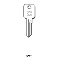 Picture of Silca MXU1R Cylinder Key Blank for Maxus