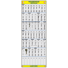 Picture of Household Cylinder Key Board H120
