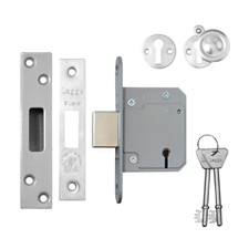 Picture of LEGGE Value BS 5 Lever Deadlock - Boxed