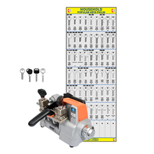 Picture of Cylinder Key Cutting Starter Package