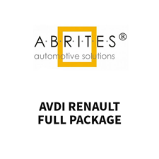Picture of Abrites AVDI Renault Full Package
