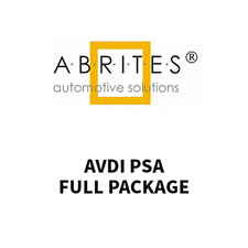 Picture of Abrites AVDI PSA Full Package