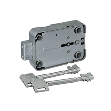 Picture of Mauer President 71111 - 8 Lever Safe Locks