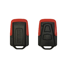 Picture of TA23 - Abrites electronic key head with remote control (Renault/Dacia)